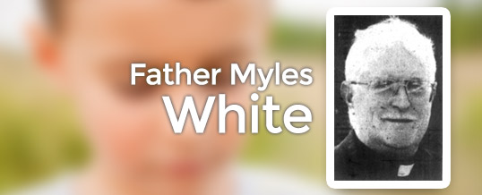 Father Myles White